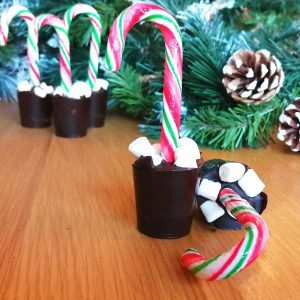 Festive Hot Chocolate Stirrer