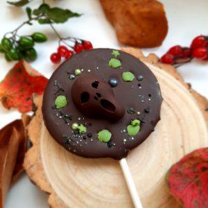 Large Halloween Chocolate Lollies